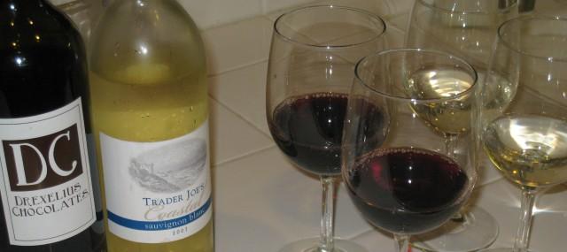 wine for tasting