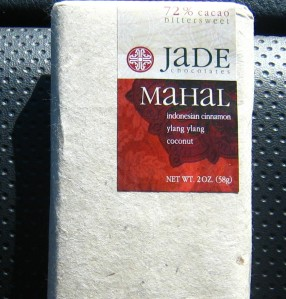 Jade Chocolate 72% Mahal