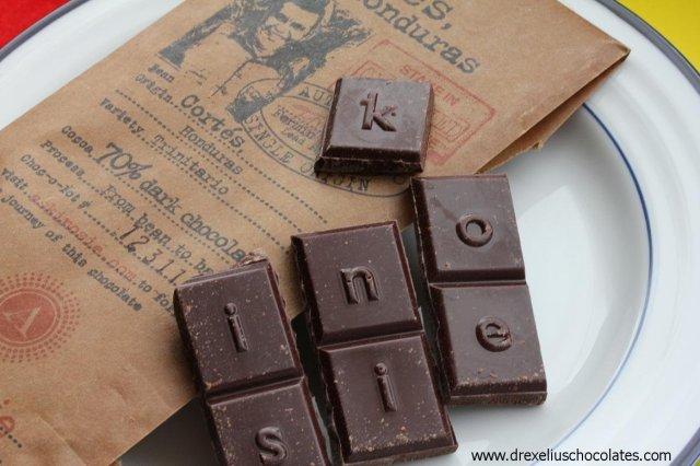 Askinosie Chocolate Honduras bar - Drexelius Chocolates