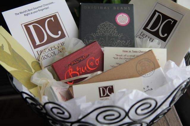 Drexelius Chocolates Custom Gift Basket